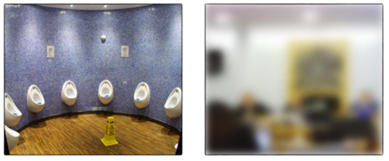 Gents' toilet, Wetherspoon, Bromley